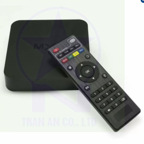 Android TV Box MXQ Amlogic S805 (Đen)